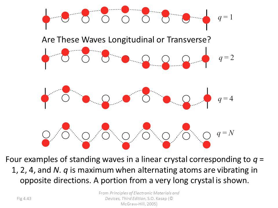 Are These Waves Longitudinal or Transverse