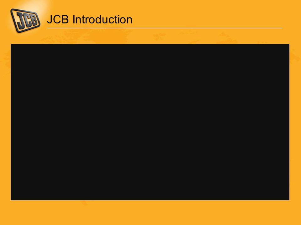 JCB Introduction