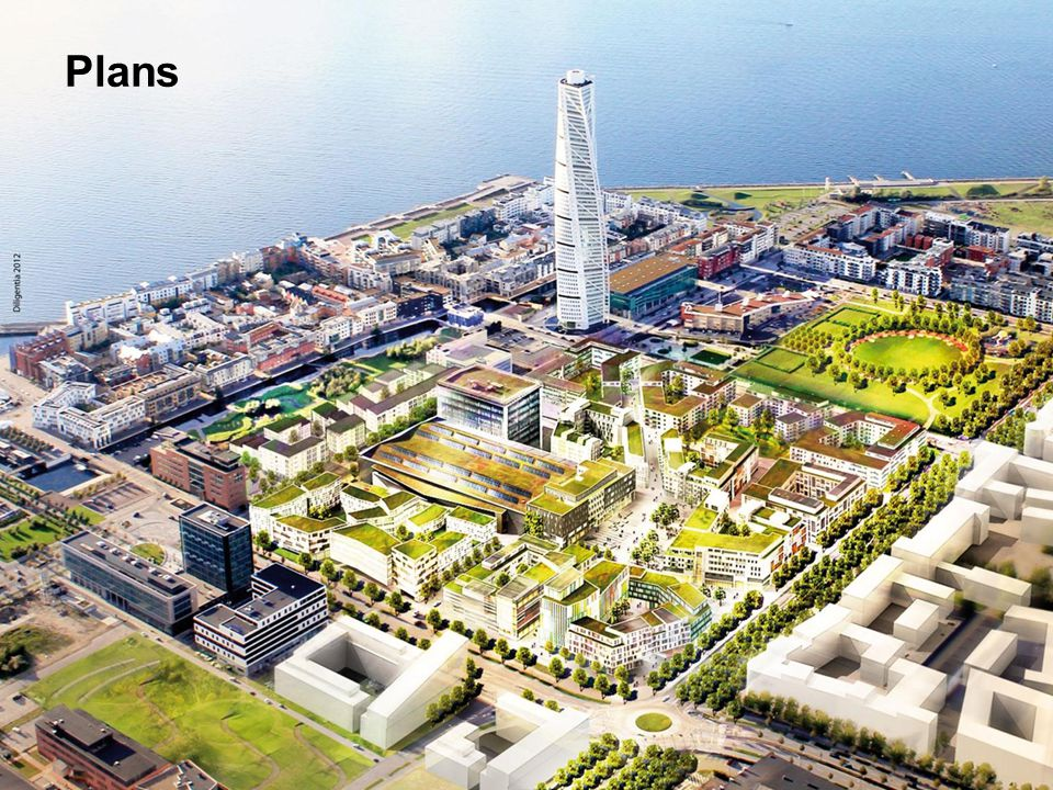Plans Masthusen:The first city district in Scandinavia classified according to BREEAM Communities' sustainability standards.