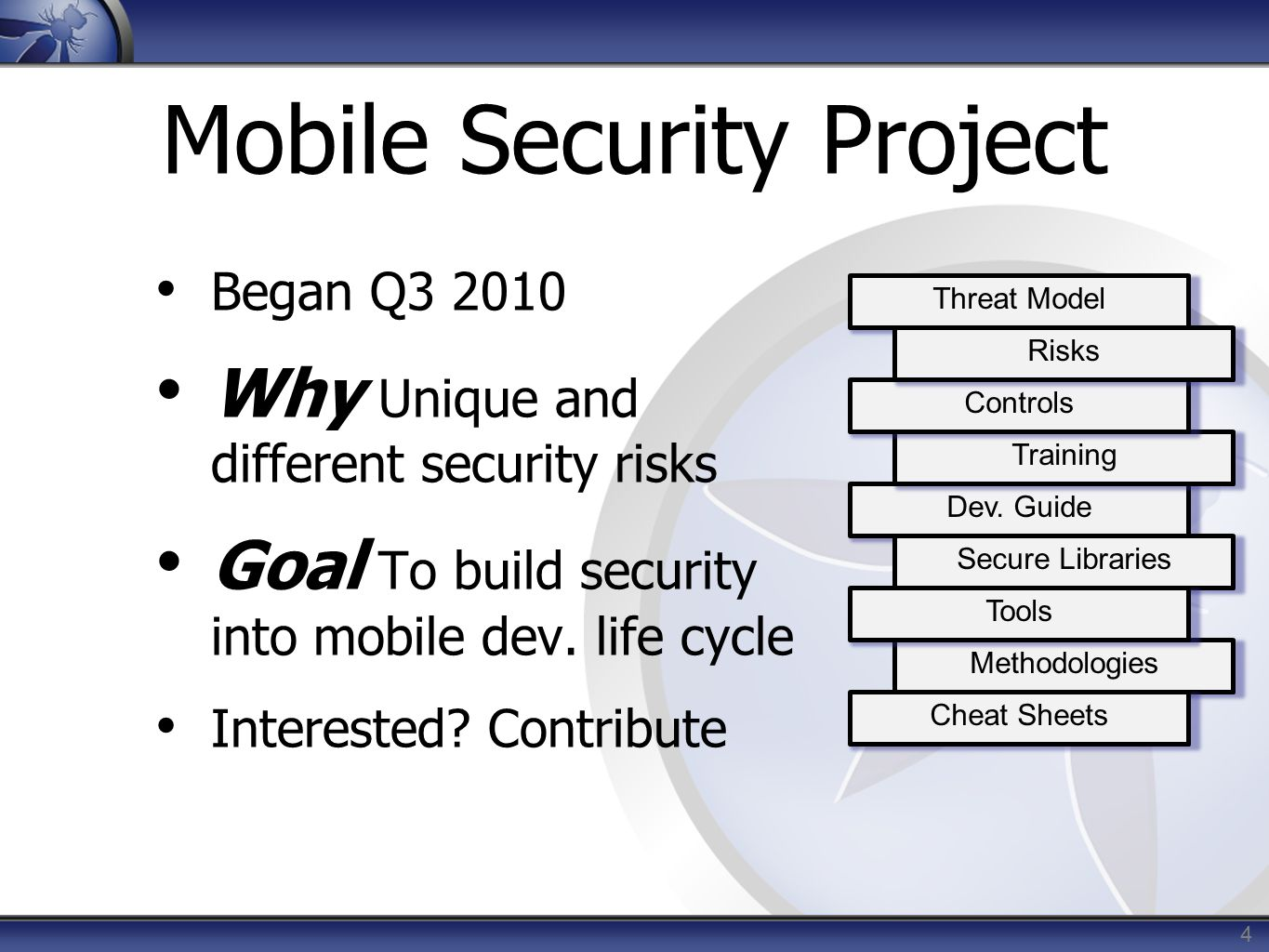 Mobile Security Project