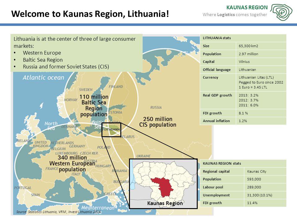 Welcome to Kaunas Region, Lithuania!