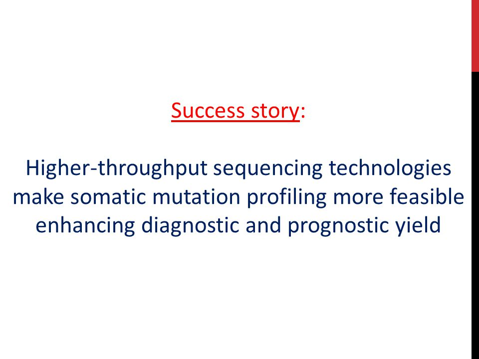 Higher-throughput sequencing technologies