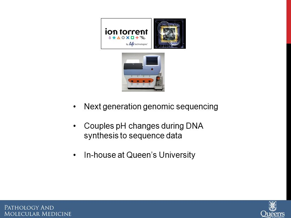 Next generation genomic sequencing