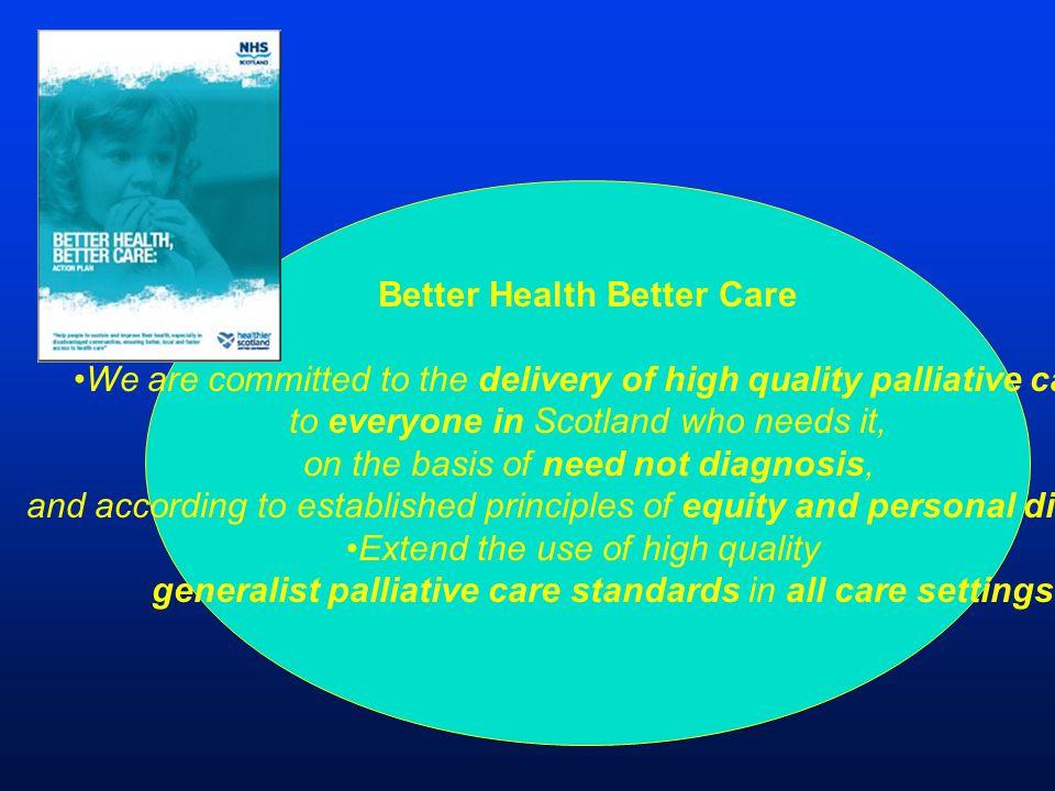 Better Health Better Care