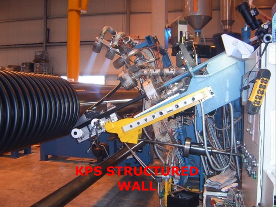 KPS STRUCTURED WALL