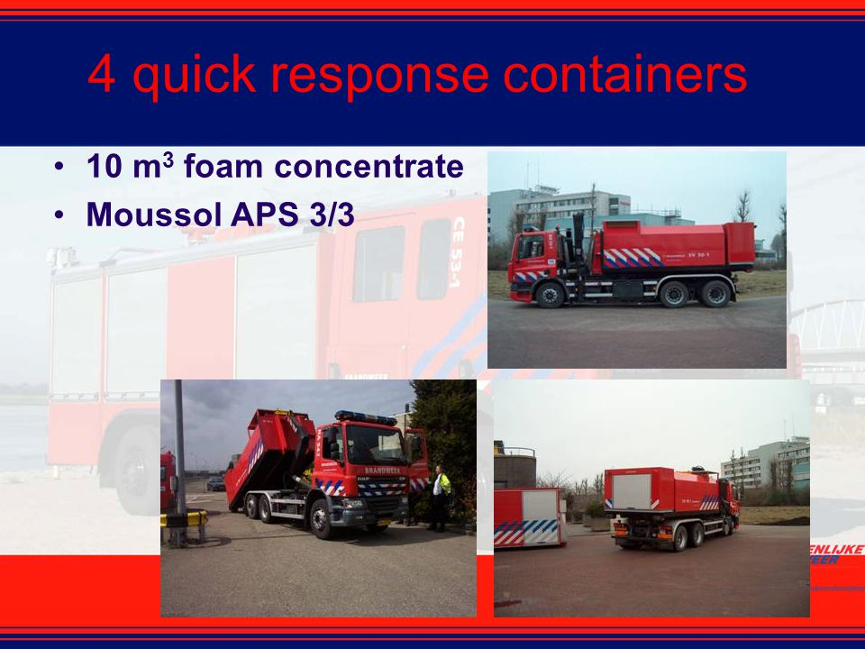 4 quick response containers