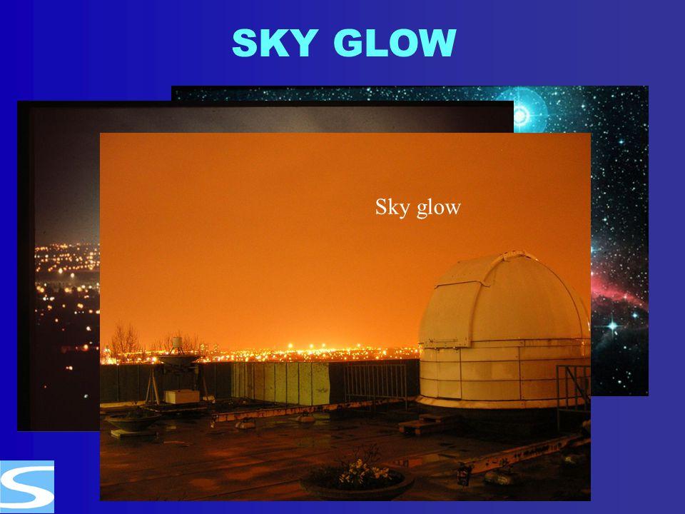 SKY GLOW Sky glow Sky glow