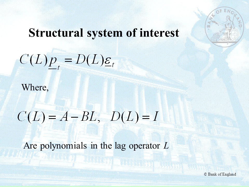 Structural system of interest