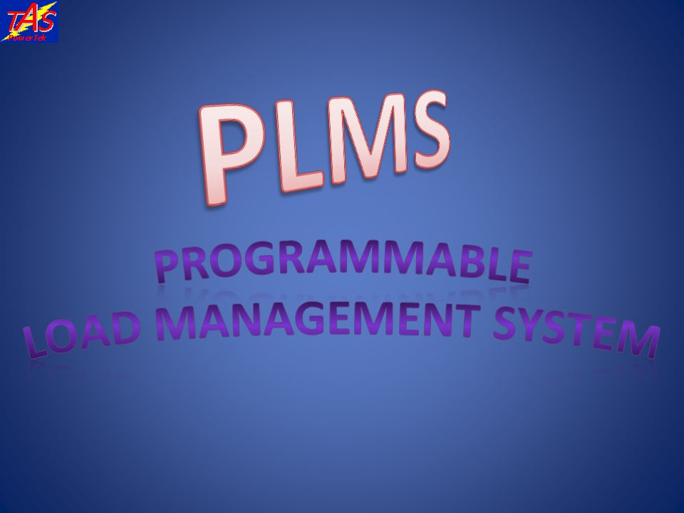Load Management System