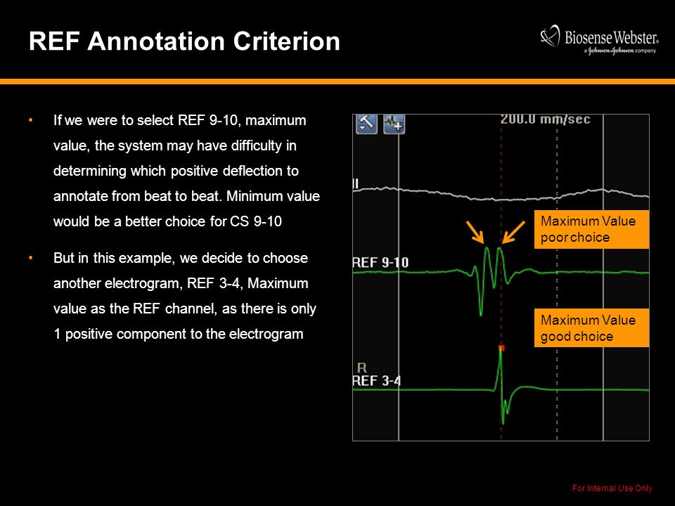 REF Annotation Criterion