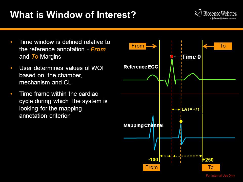 What is Window of Interest