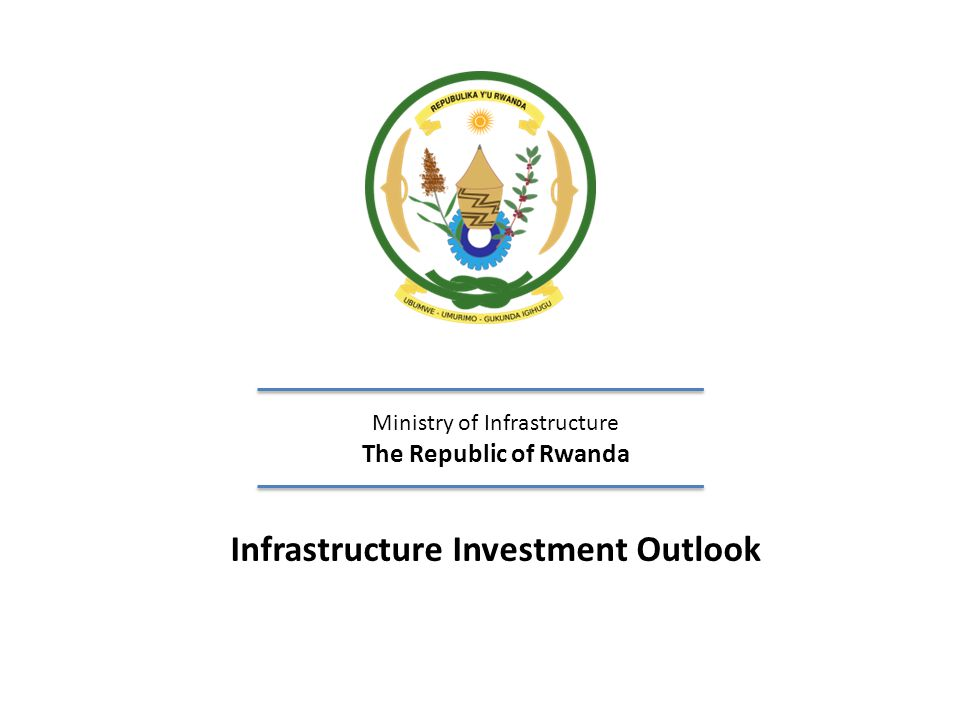 Infrastructure Investment Outlook