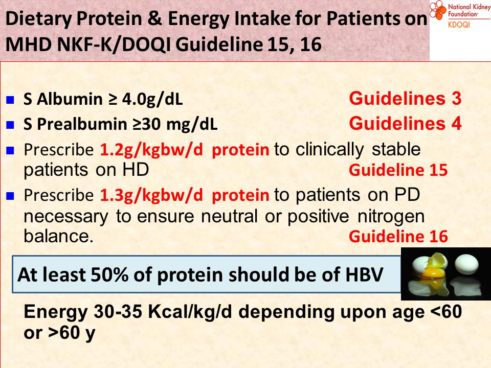 At least 50% of protein should be of HBV