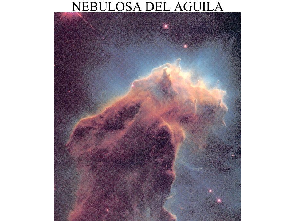 NEBULOSA DEL AGUILA