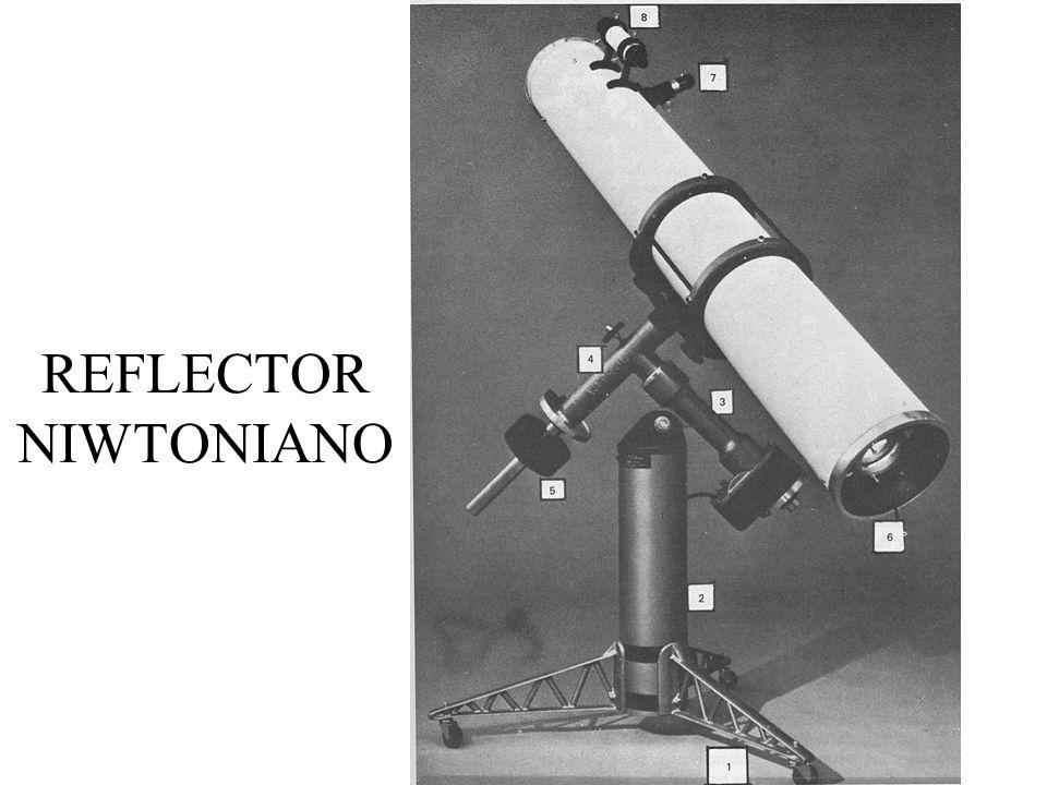 REFLECTOR NIWTONIANO