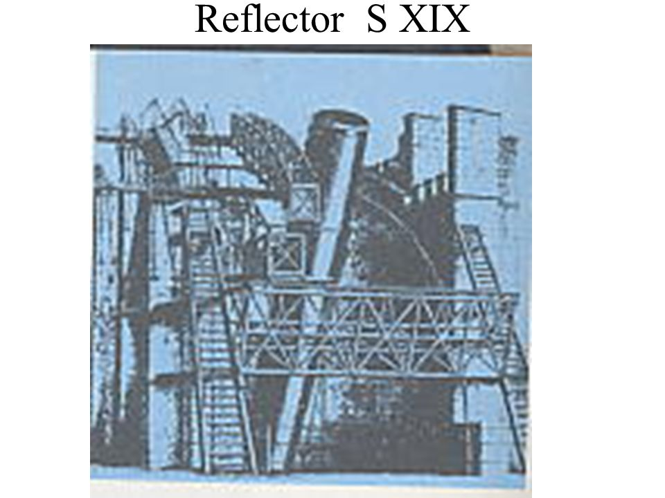 Reflector S XIX