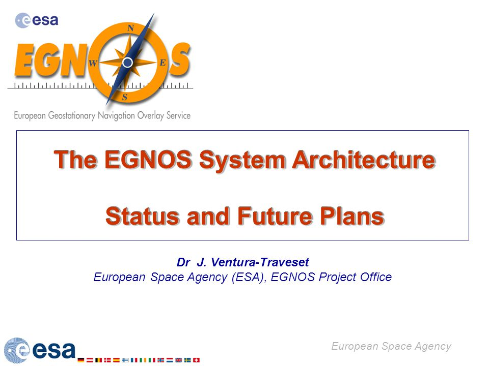 The EGNOS System Architecture Status and Future Plans