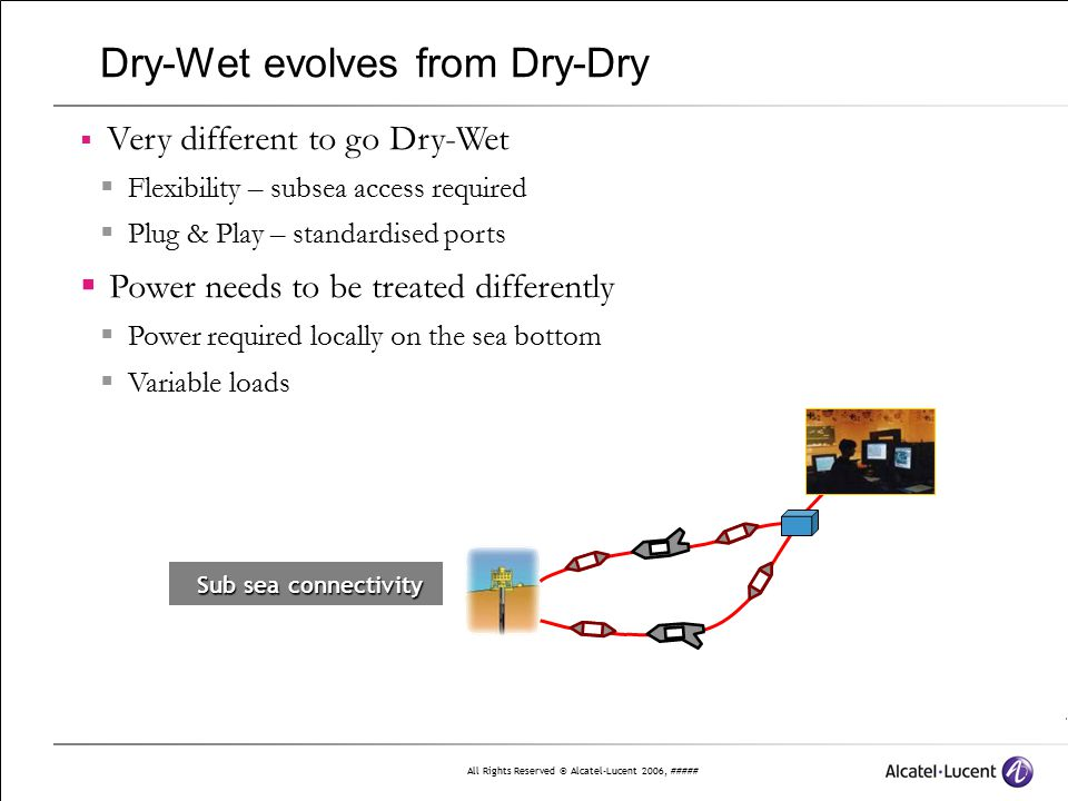 Dry-Wet evolves from Dry-Dry