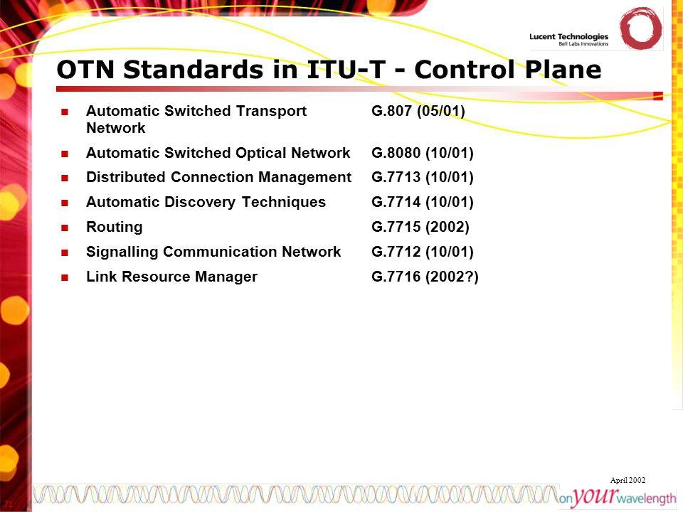 Optical Transport Network Optical Transport Module Ppt - Www imagez co