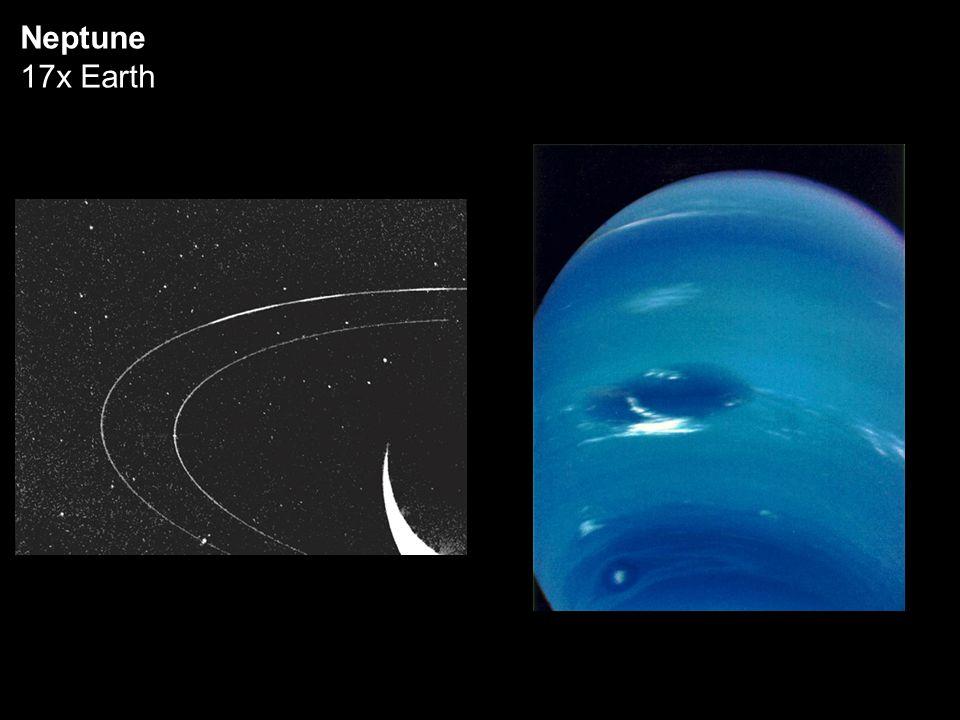Neptune 17x Earth