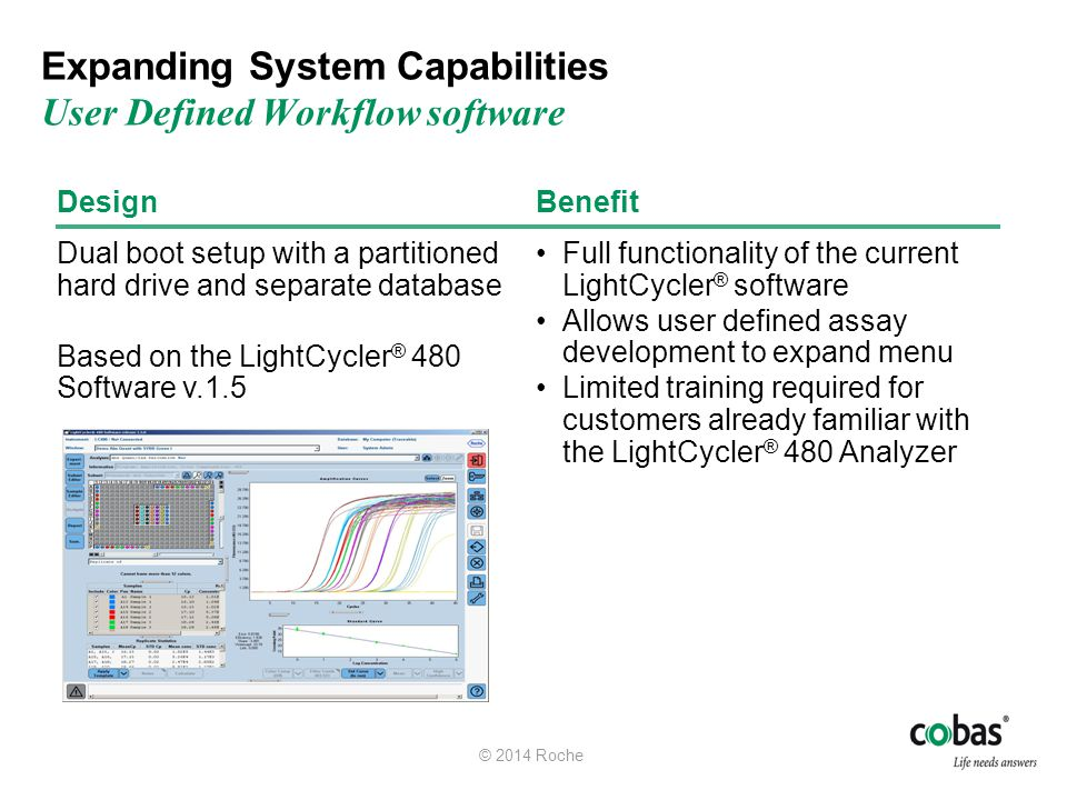 Expanding System Capabilities User Defined Workflow software