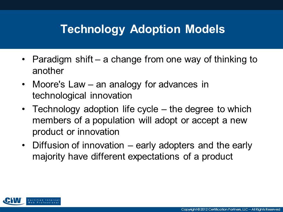 Technology Adoption Models