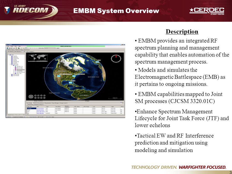 EMBM System Overview Description