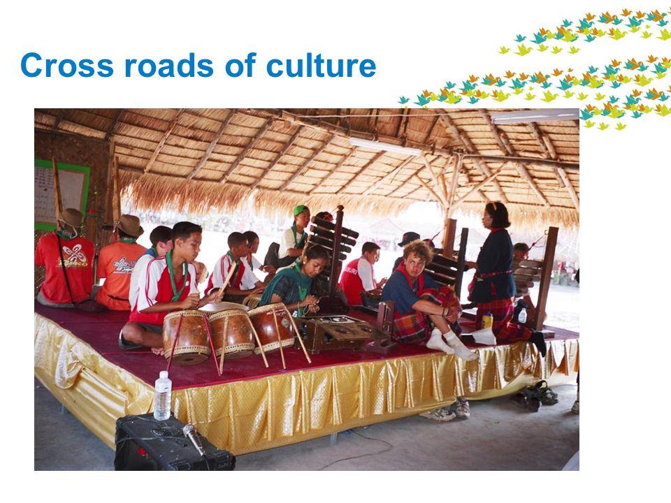 Cross roads of culture Cross Road of Culture (CRC)