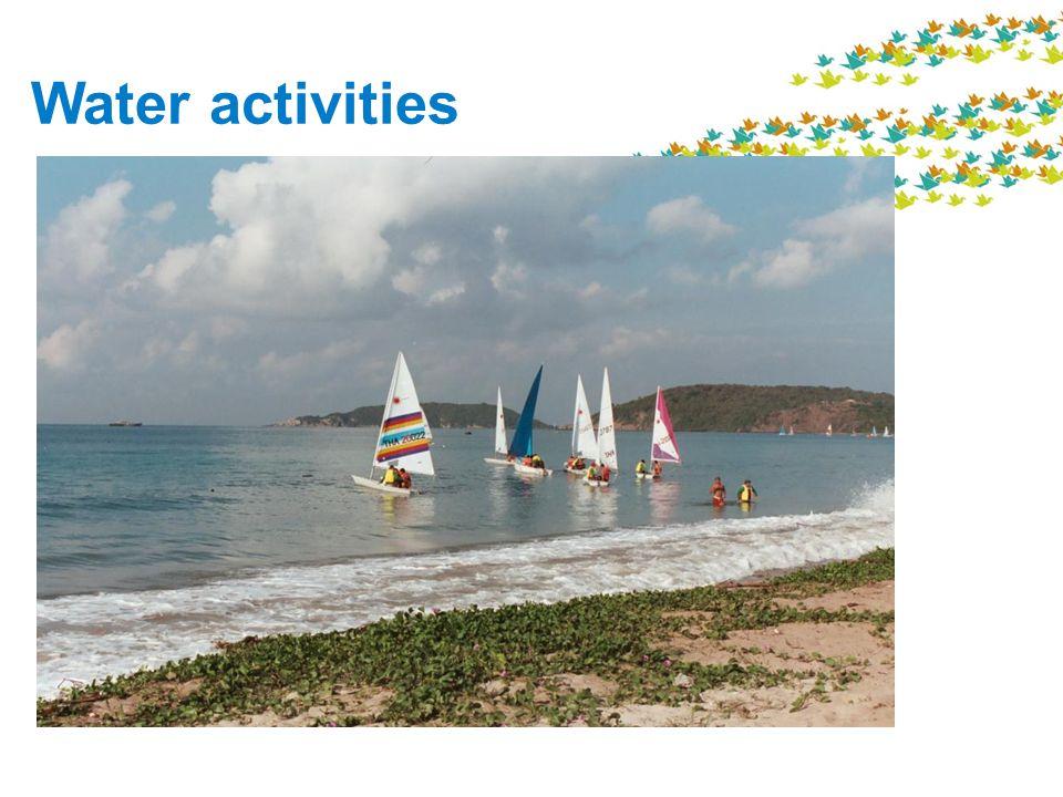 Water activities Water Activities