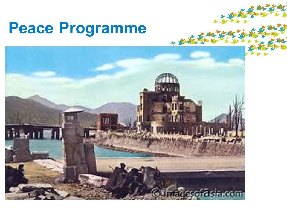 Peace Programme Peace Programme