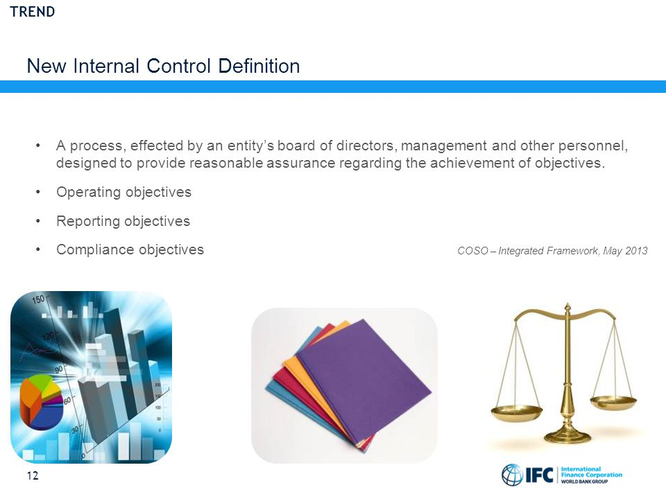 New Internal Control Definition