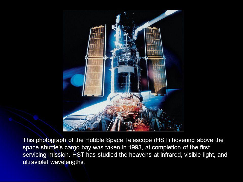 FIGURE 3-29 The Hubble Space Telescope (HST)