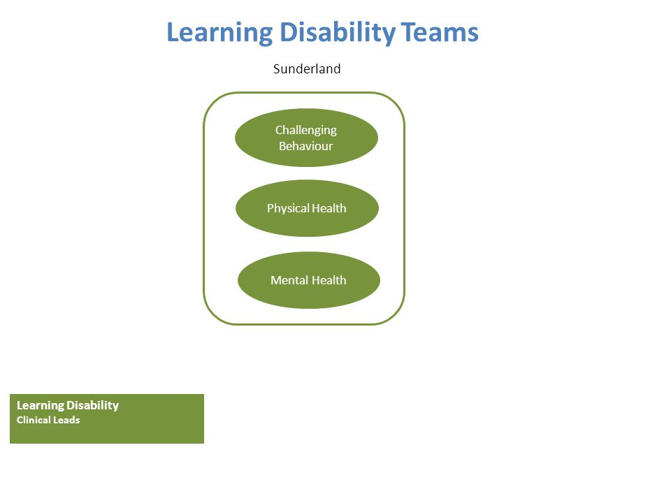 Learning Disability Teams