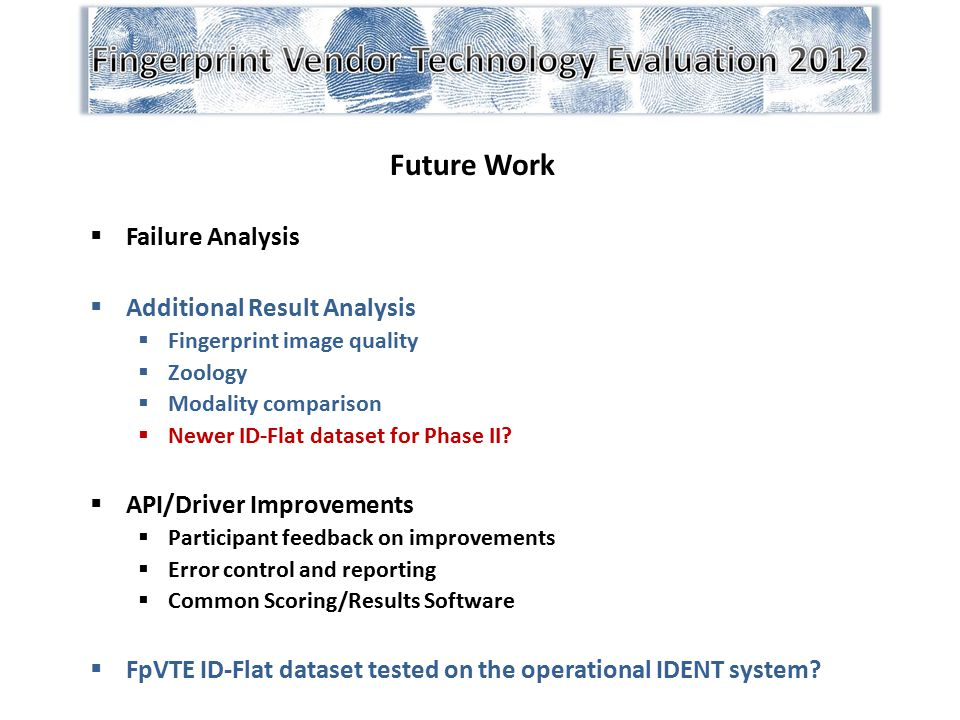 Future Work Failure Analysis Additional Result Analysis