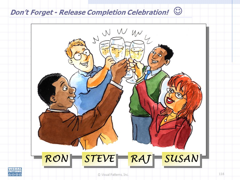 Don't Forget - Release Completion Celebration! 