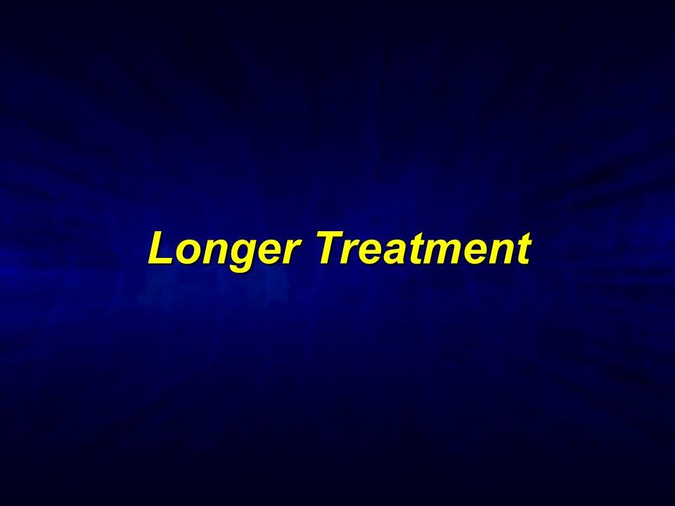 Longer Treatment