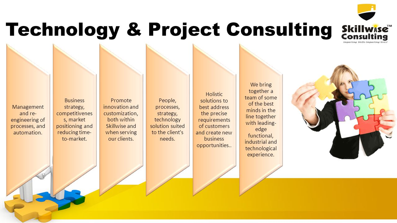 Technology & Project Consulting
