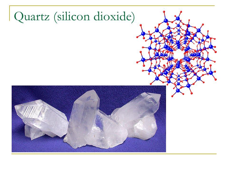 Quartz (silicon dioxide)
