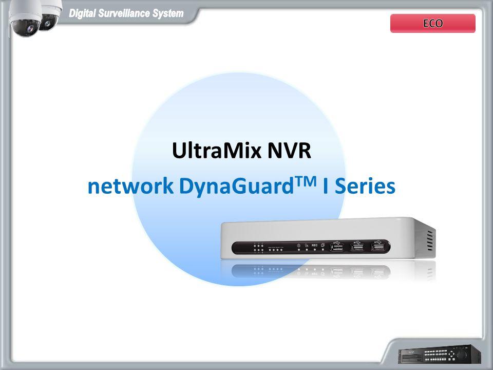 network DynaGuardTM I Series
