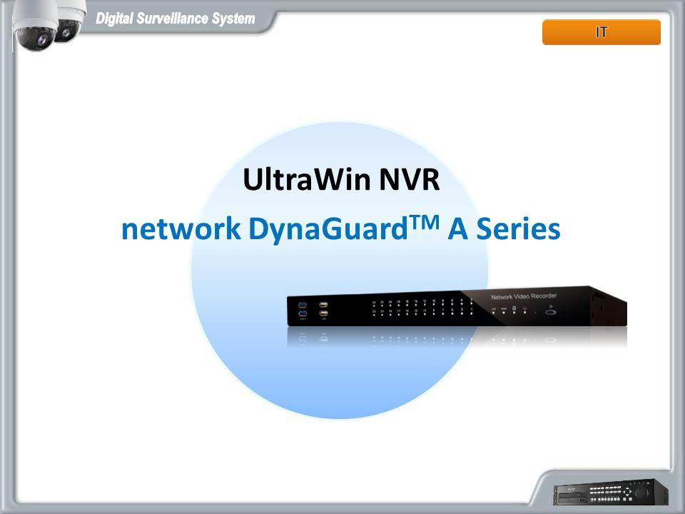 network DynaGuardTM A Series