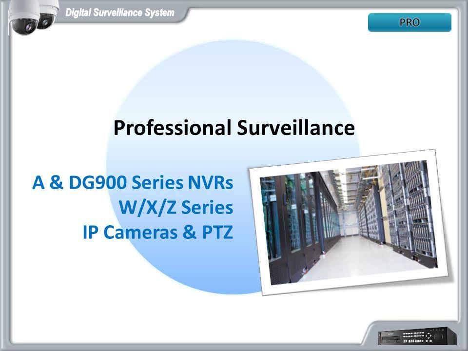 Professional Surveillance