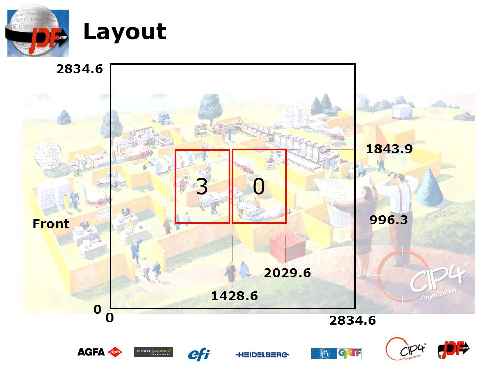 Layout 2834.6 1843.9 3 996.3 Front 2029.6 1428.6 2834.6