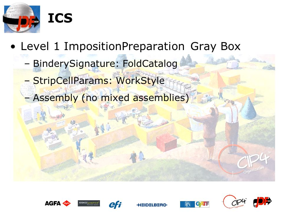 ICS Level 1 ImpositionPreparation Gray Box