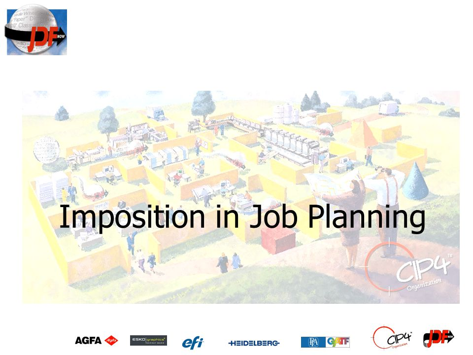 Imposition in Job Planning