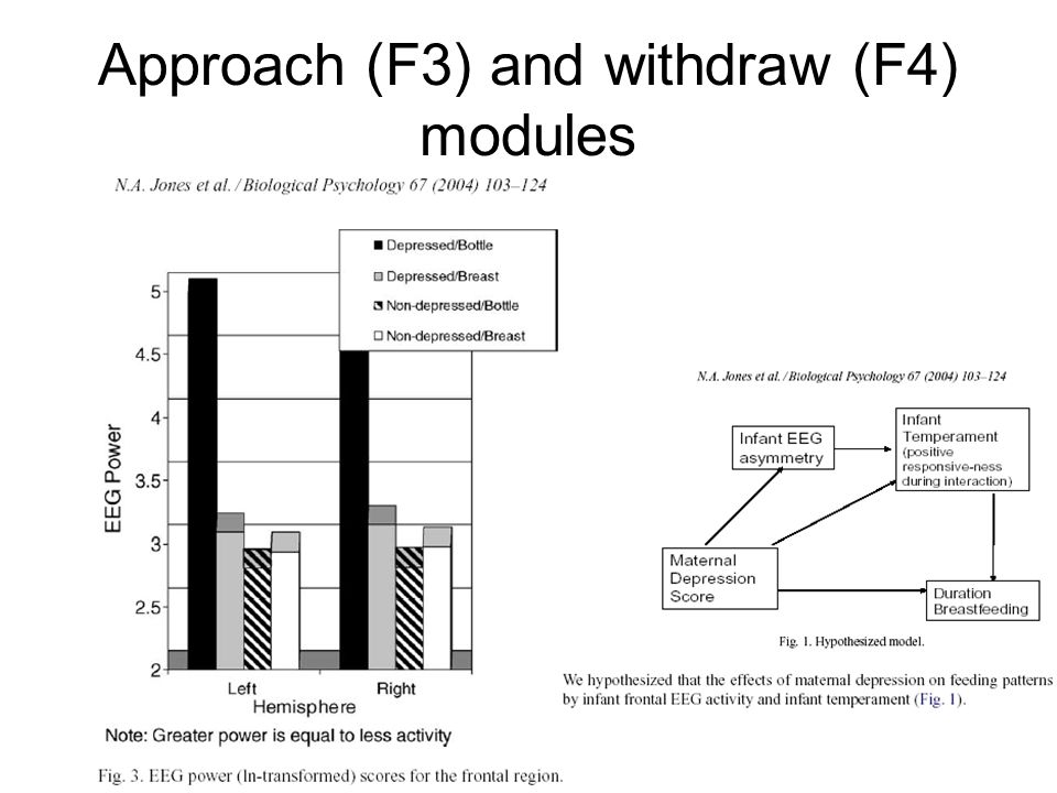 Approach (F3) and withdraw (F4) modules