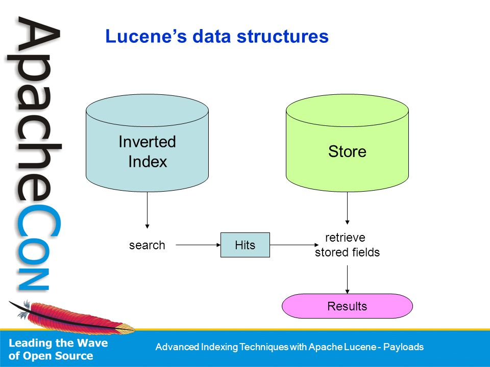 Advanced Indexing Techniques with Apache Lucene - Payloads