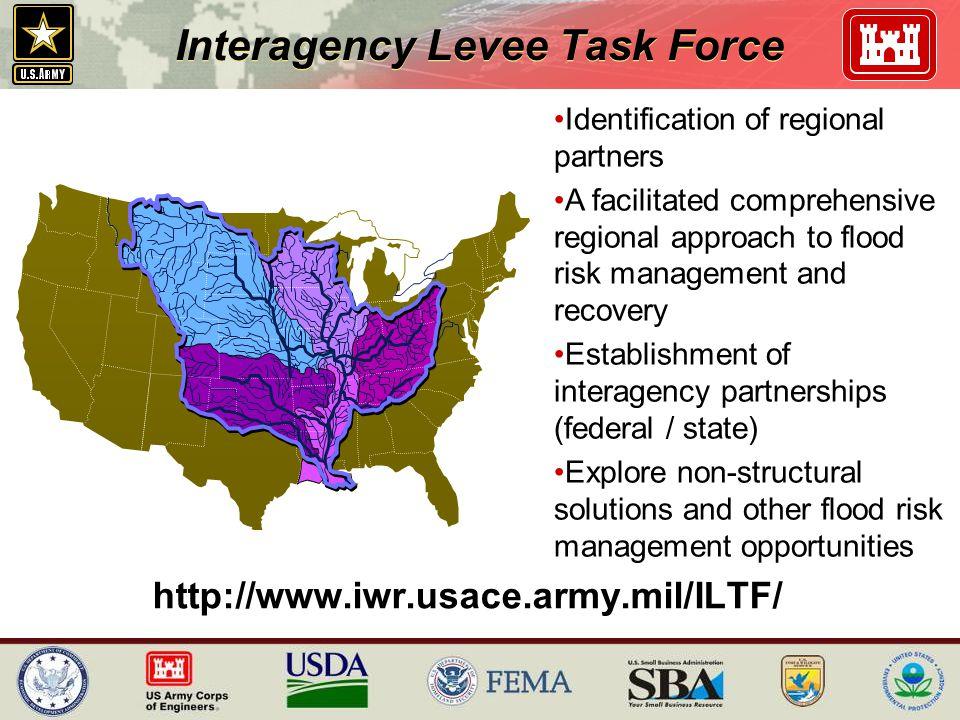 Interagency Levee Task Force