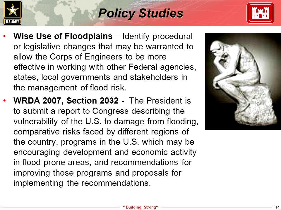 Policy Studies