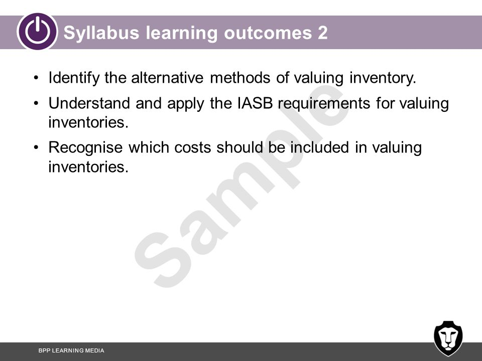 Syllabus learning outcomes 2