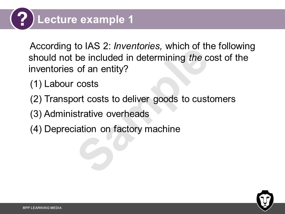 Lecture example 1